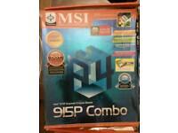 MsI 915 p combo mother board