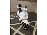 Vespa gts 300 reg as 125 2016