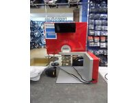 Aures SANGO-BASE-RES-ART-02860 Customer Display RED