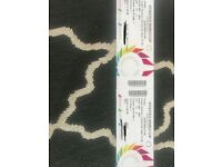 Open to offers - 2 x tickets for Athletics World Cup - Sunday 15th July