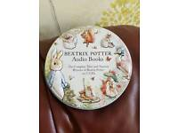 The Complete Tales and Nursery Rhymes of Beatrix Potter on 23 cds