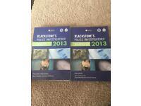Blackstones police investigators books