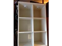 tall white shelve shelf ikea white with drawers