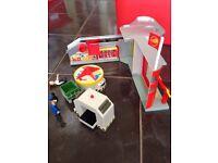 Postman Pat toys - sorting office