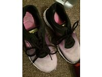 Running Shoes (Skechers Memory Foam)