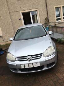 Volkswagen golf 1.9 diesel