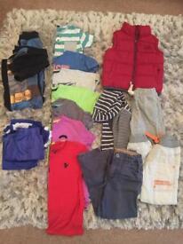 Boys clothing bundle 5/6 yrs