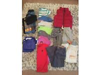 Boys clothing bundle 5/6 yrs