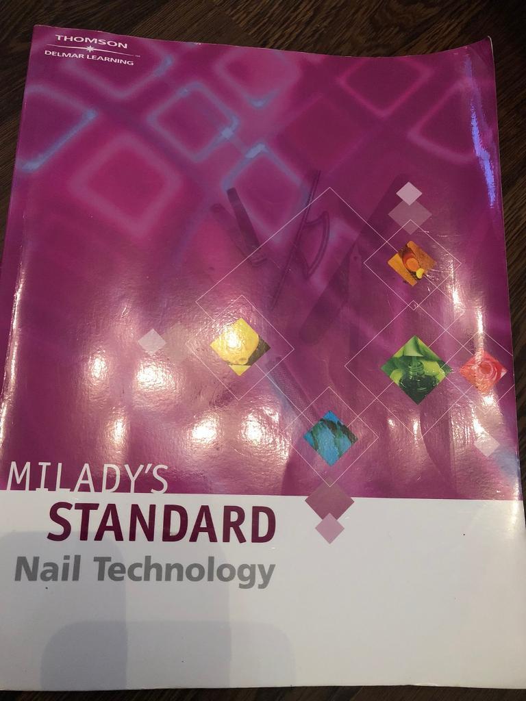 Miladys Standard Nail Technology Book