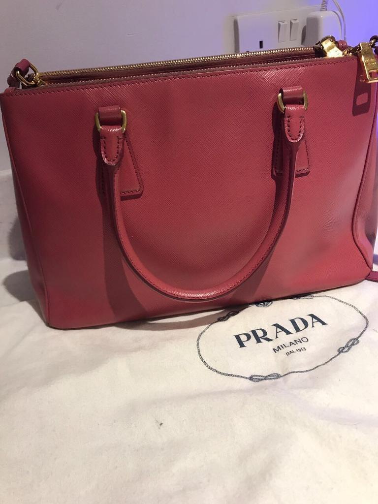 Bargain Prada Galleria Handbag