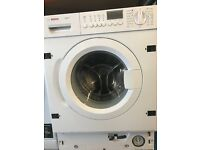 BOSCH INTEGRATED WASHING MACHINE (7KG Logixx)