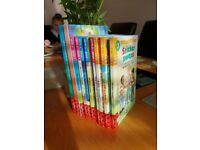 Labybird book collection of various levels