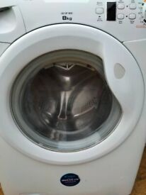 CANDY WASHING MACHINE 8KG WITH 12 MONTHS WARRANTY