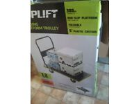 Brand New Top Lift 300 kg Heavy Duty Platform Folding Trolley