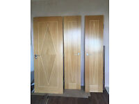 Good Quality Fire Doors in Excellent Condition, Grab an Absolute Bargain!