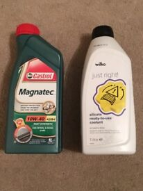 BRAND NEW AND SEALED Castrol Magnatec 10W-40 1L for Petrol and Diesel Cars