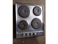Lamona 4 ring hob and Indesit fan asisted oven