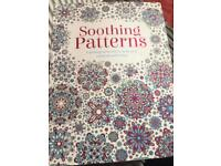 Soothing patterns couloring book