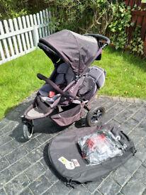 Phil & Teds pram for 1-2 children