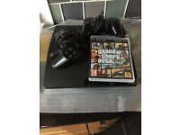 PS3 slim and GTA 5