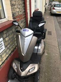 Kymco Maxer 2016 mobility scooter