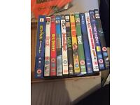 Collection of comedy's
