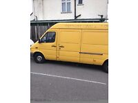 2005 MERCEDES SPRINTER 311 CDI MWB LOW MILLAGE CLEAN AND GOOD CONDITION