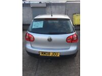 Car, VW golf (Price is for quick sale)