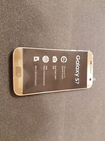 SAMSUNG GALXY S7 32GB SIMFREE GRADE B COMES WITH CHARGER AND THREE MONTHS WARRANTY