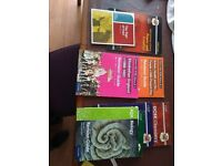 CGSE Revision Guides for AQA (great condition)