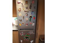 Hotpoint tall fridge freezer graphite