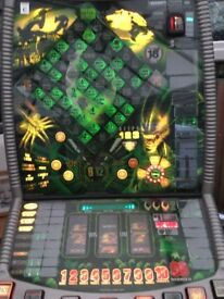Alien fruit machine