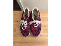 Vans ladies Shoes