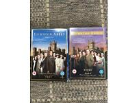 Downton Abbey DVD boxset