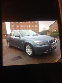BMW 520 D LSI MODEL 2007 PLATE F/S/H 12 MONTHS MOT!!!