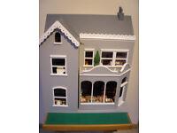 Dolls House (emporium) - family house / shops