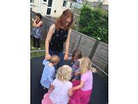 Childminder/Au Pair/Babysitter