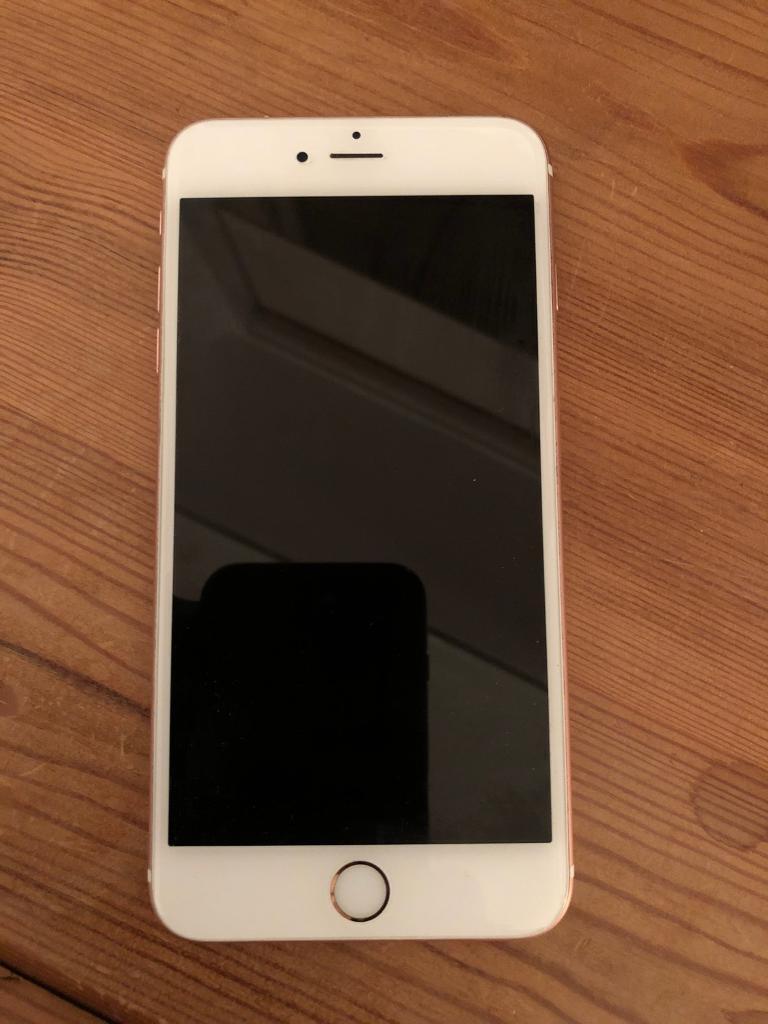 iPhone 6s Plus 16GB, Rose Gold EE