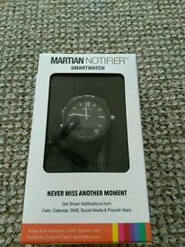 Smartwatch android or iOS new boxed