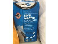 Level master standard floor levelling compound