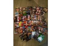 69 DVDs for sale!