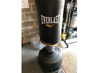 Everlast Everflex Freestanding Heavy Punch Bag with Straps