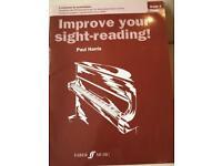 Piano Grade 5 Improve your Sight Reading! Paul Harris