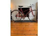 Vintage Jacques Anquetil ladies city bike