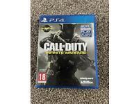 Call of Duty Infinite Warfare - PS4