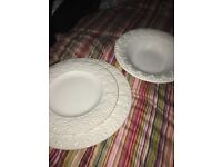 Marks and Spencer Daisy Dining set (2000/2001) 24 pieces