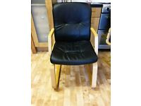 2 Office Chairs £40 Each Or 2 For £70
