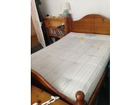 Good condition double mattress