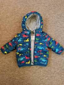 3-6 months M&S coats