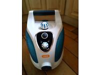Vax pro steam cleaner as new complete with all original attachments